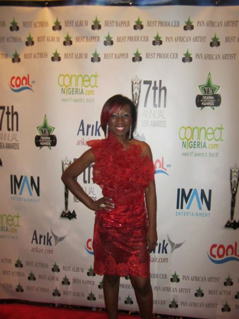 TolumiDE NEA photos Nigeria Entertainment Awards 2012 - 30