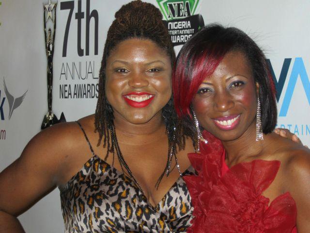 TolumiDE NEA photos Nigeria Entertainment Awards 2012 - 31