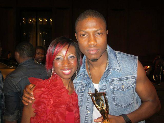 TolumiDE NEA photos Nigeria Entertainment Awards 2012 - 32