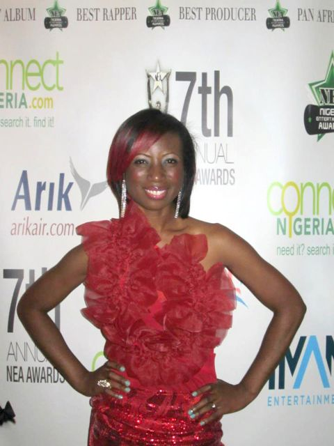 TolumiDE NEA photos Nigeria Entertainment Awards 2012 - 34