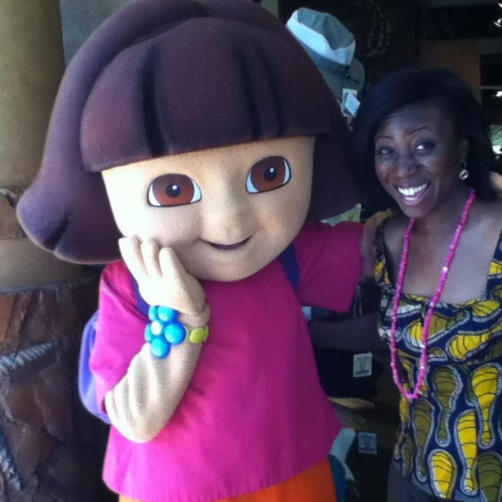Fun at Universal Studios