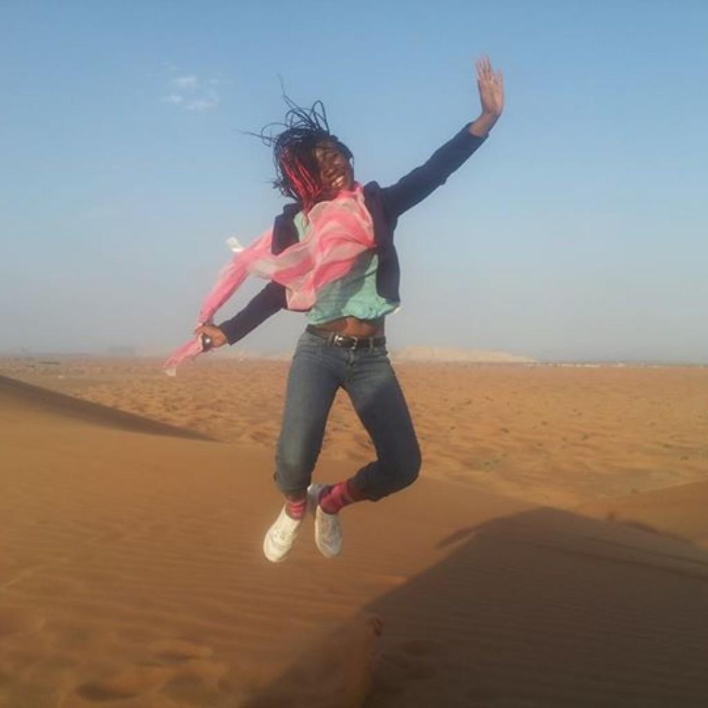 Desert Dune Bashing in Dubai