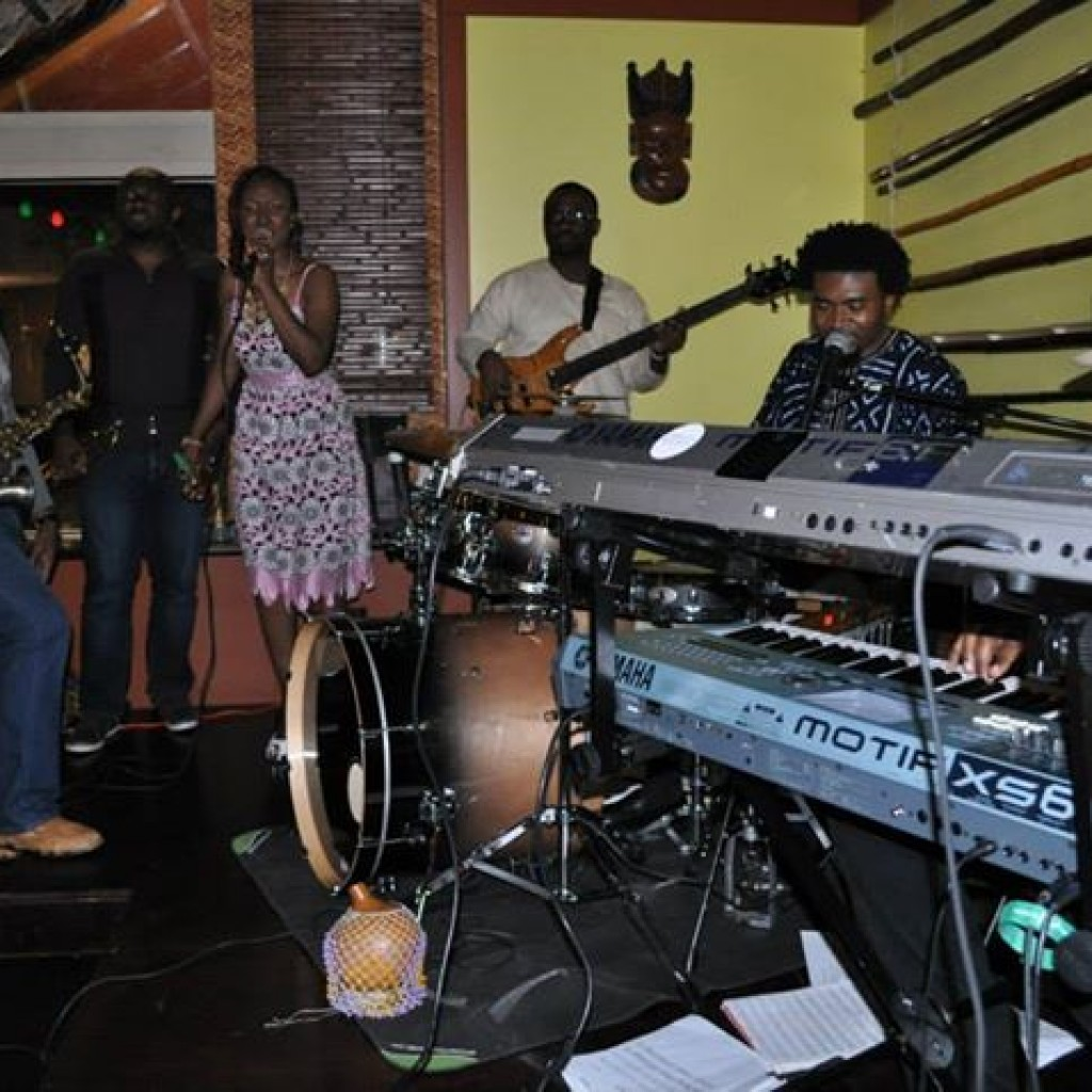 Goodtimes Performing at Kuramo