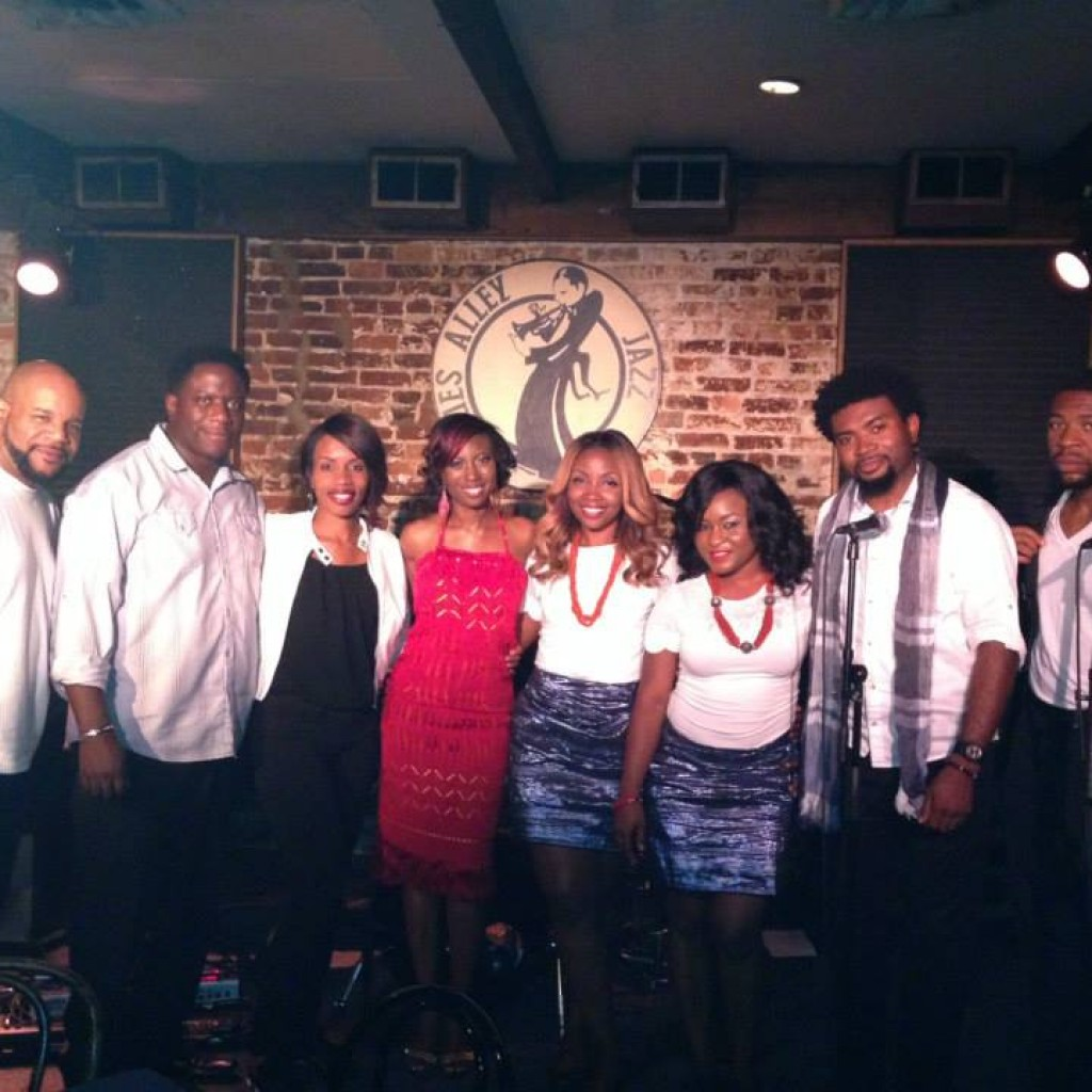 Blues Alley Concert