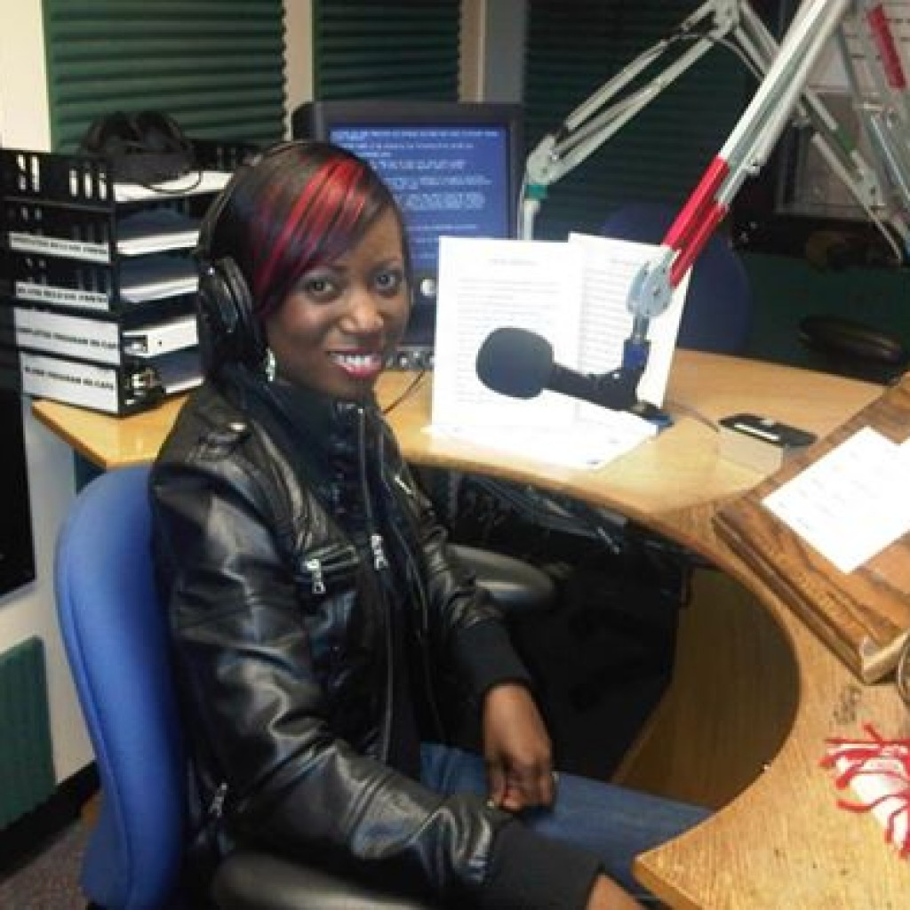 Interview at WPFW Radio