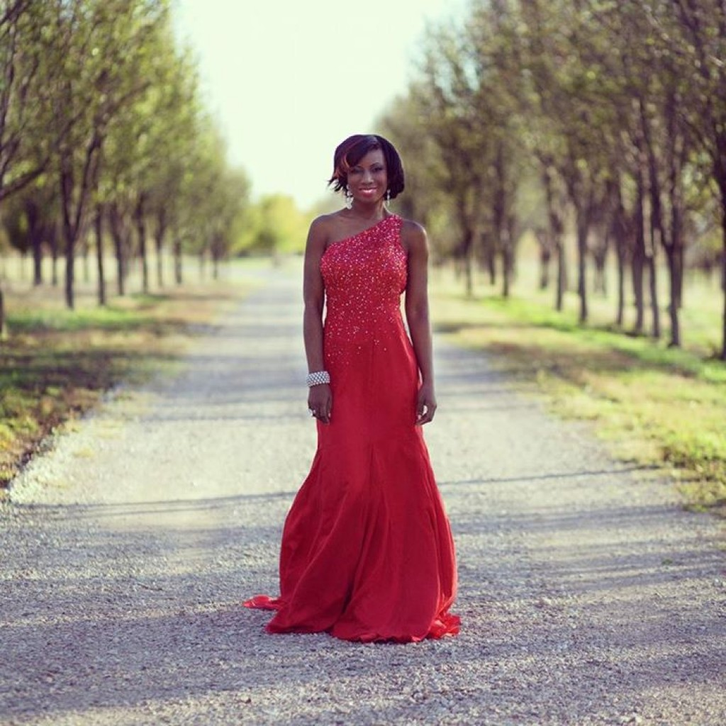 Loads of FB likes on my Red Dress
