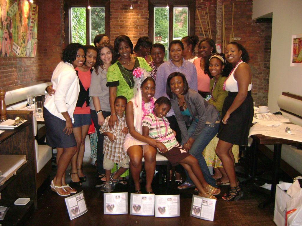 Folake Bridal Shower in New York
