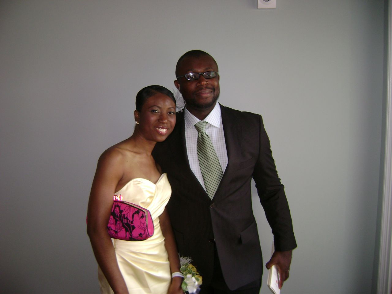 Folake and Mashood Wedding 2009 - 02