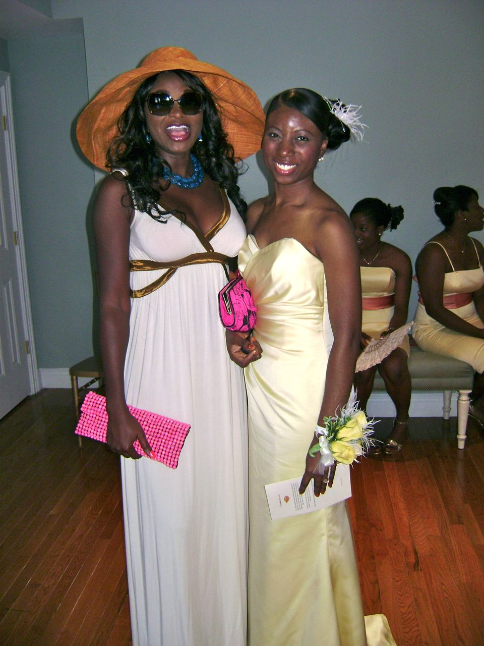 Folake and Mashood Wedding 2009 - 03