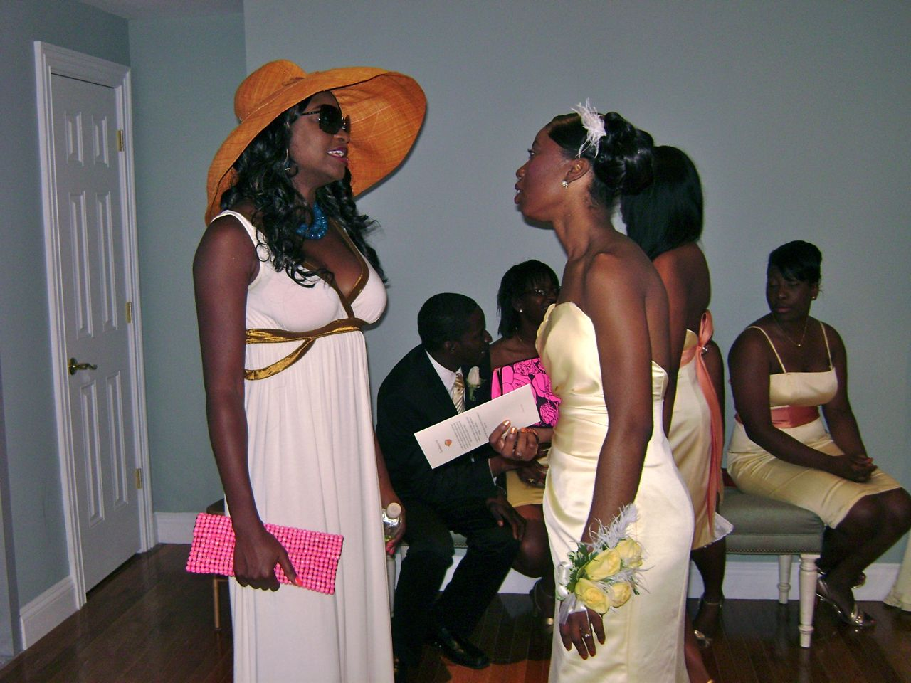 Folake and Mashood Wedding 2009 - 04