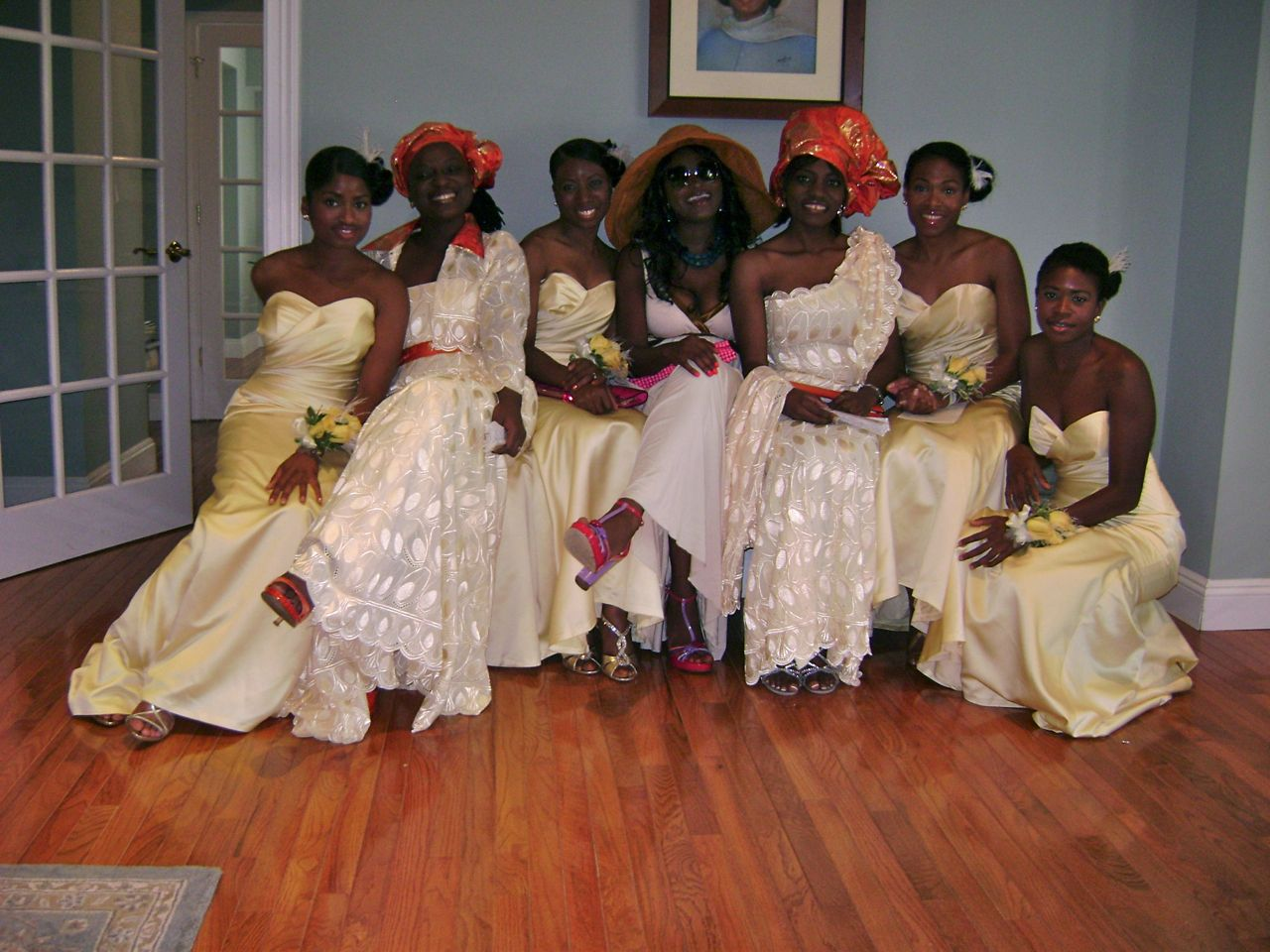 Folake and Mashood Wedding 2009 - 06