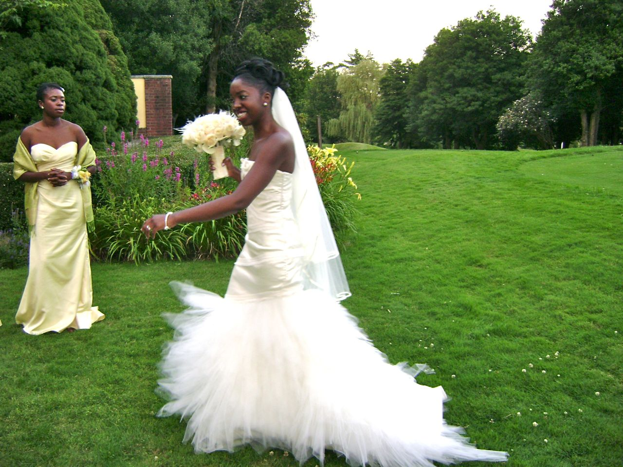 Folake and Mashood Wedding 2009 - 07