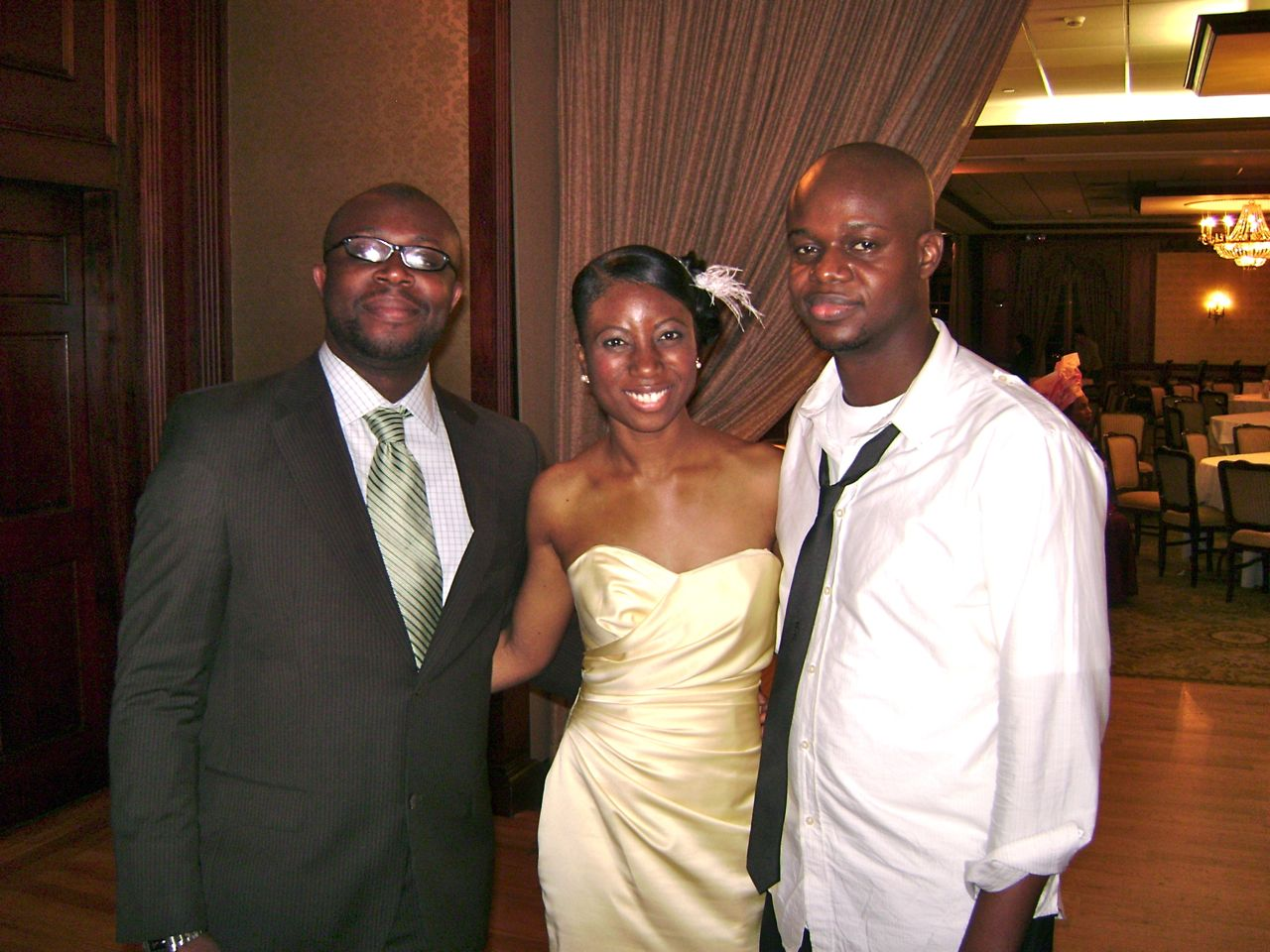 Folake and Mashood Wedding 2009 - 10