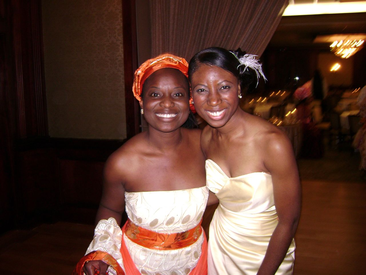 Folake and Mashood Wedding 2009 - 11