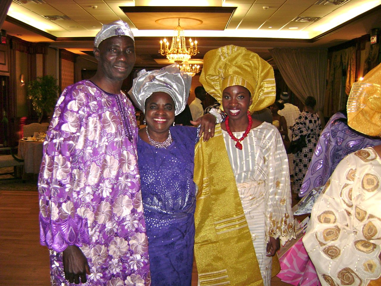 Folake and Mashood Wedding 2009 - 12