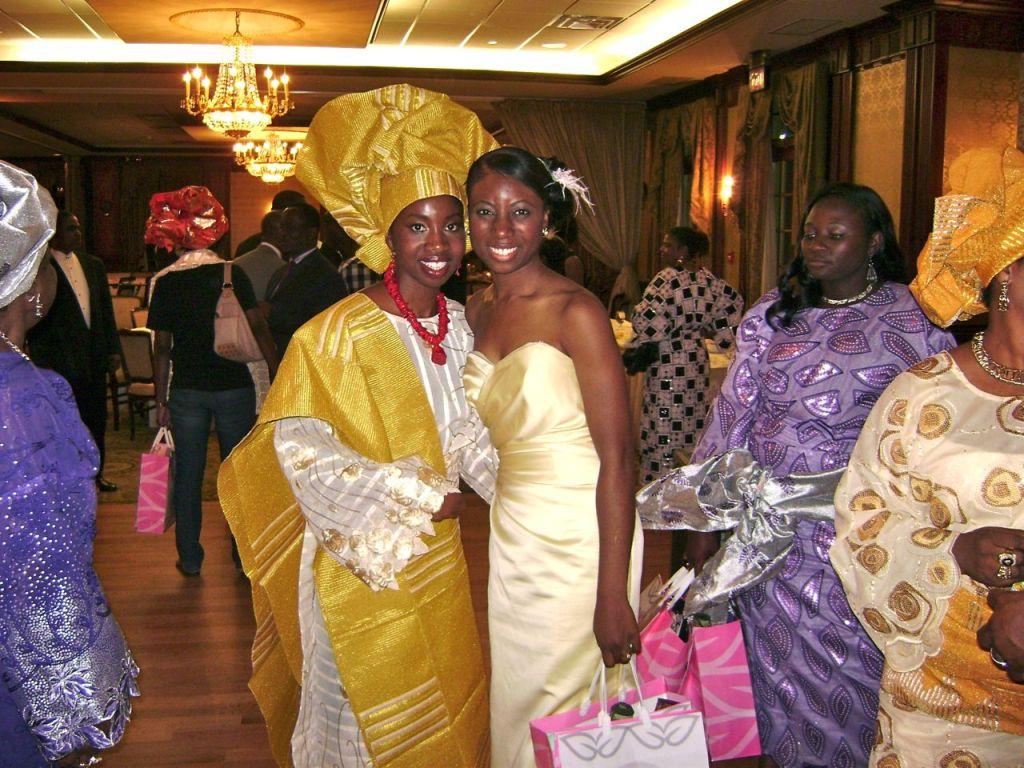 Folake & Mashood Wedding