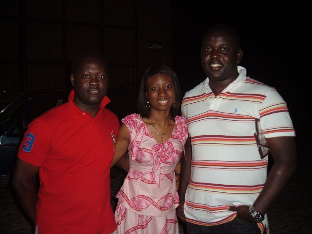 Music and Lyrics Rehearsal Event Lagos Nigeria 2008 – 11