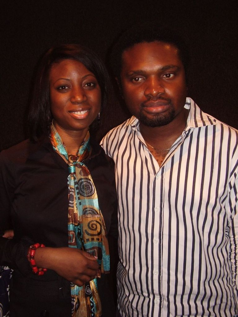 Music and Lyrics In Lagos City feat Tosin & TolumiDE