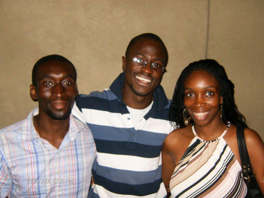 Music and Lyrics Rehearsal Event Lagos Nigeria 2008 – 17