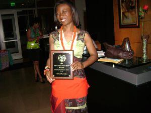 TolumiDE International Award Recipient at Nigeria Embassy - 1