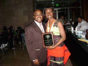 TolumiDE International Award Recipient at Nigeria Embassy - 2