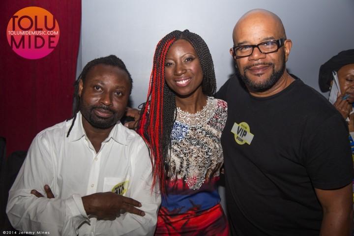 Ebola Relief Concert at Fillmore