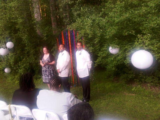 Cucillo and Erin Wedding May 27 2012  - 1