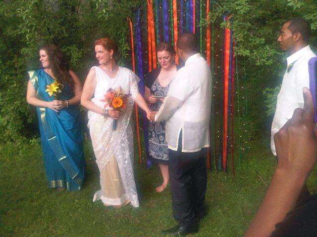 Cucillo and Erin Wedding May 27 2012  - 3