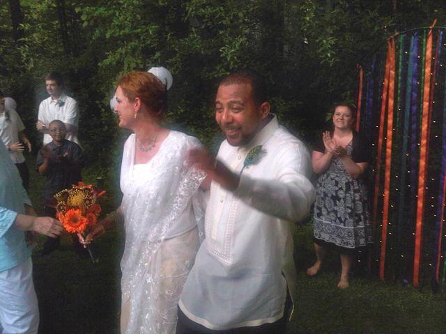 Cucillo and Erin Wedding May 27 2012  - 5
