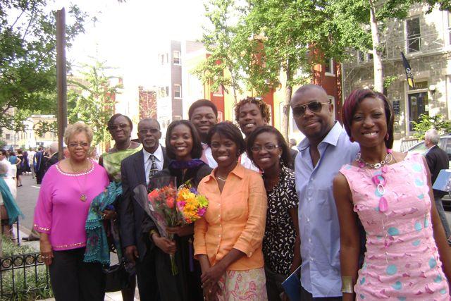 Detoun Olumide Law School Graduation DC - 05