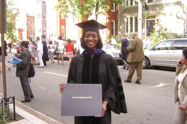 Detoun Olumide Law School Graduation DC - 06