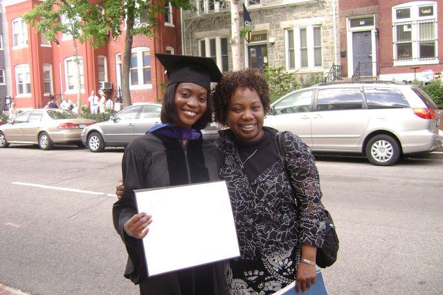 Detoun Olumide Law School Graduation DC - 07