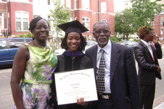 Detoun Olumide Law School Graduation DC - 09