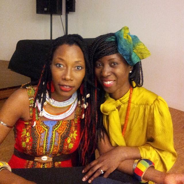 Fatoumata Diawura from Mali in DC