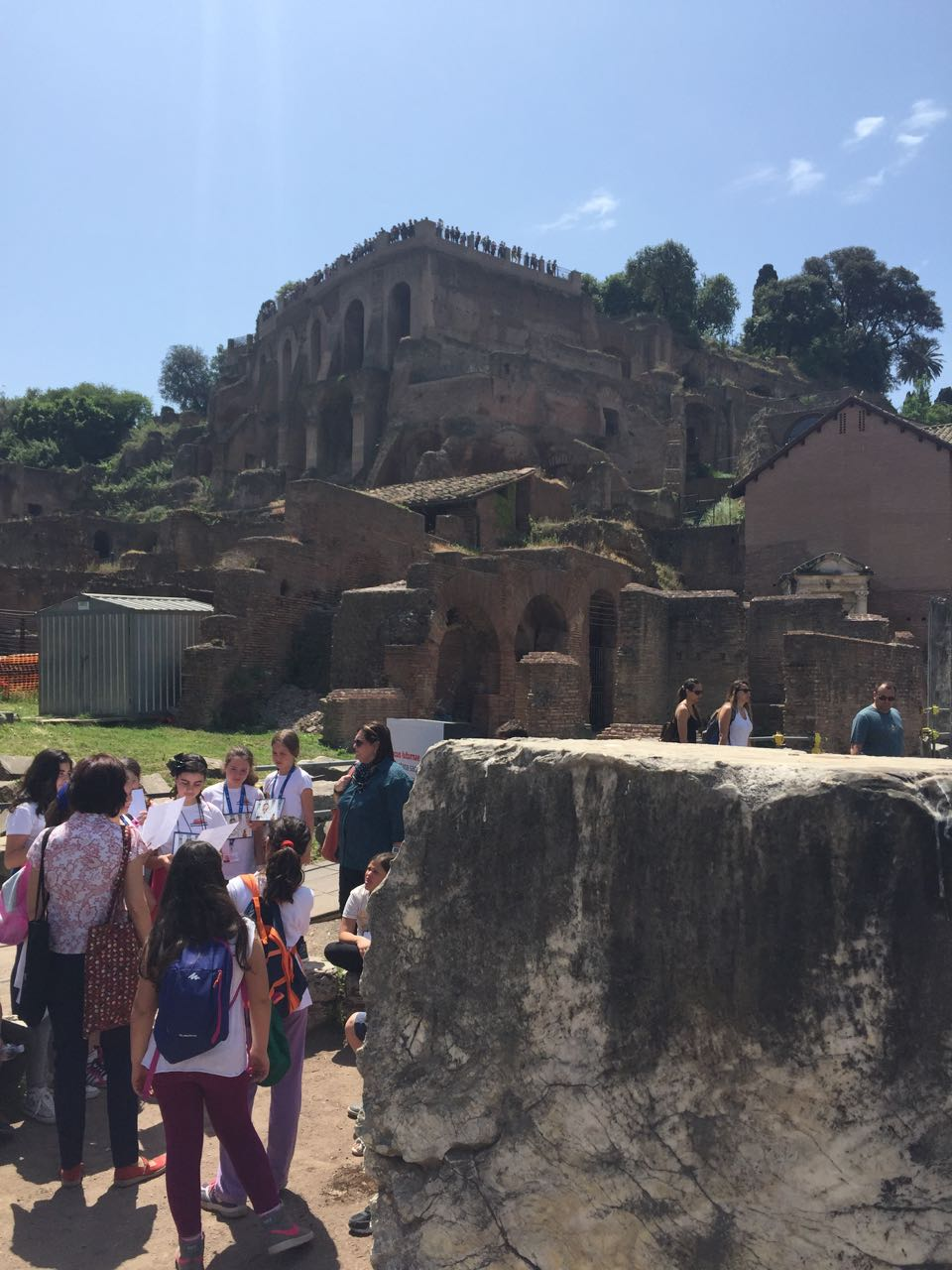 1FT Rome Italy - Campitelli - Lazio, May 20, 2015 - 12 of 75