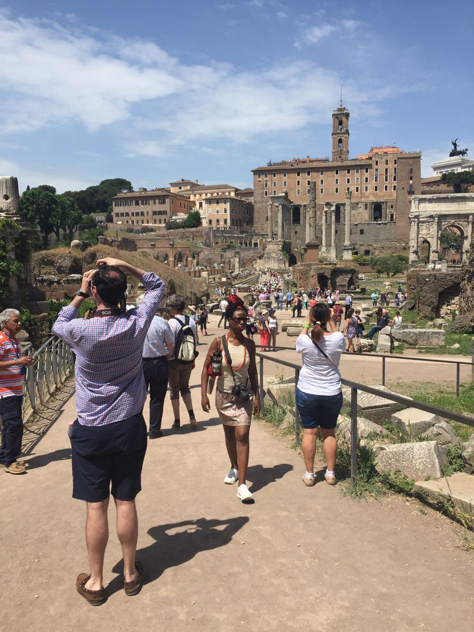 1FT Rome Italy - Campitelli - Lazio, May 20, 2015 - 13 of 75