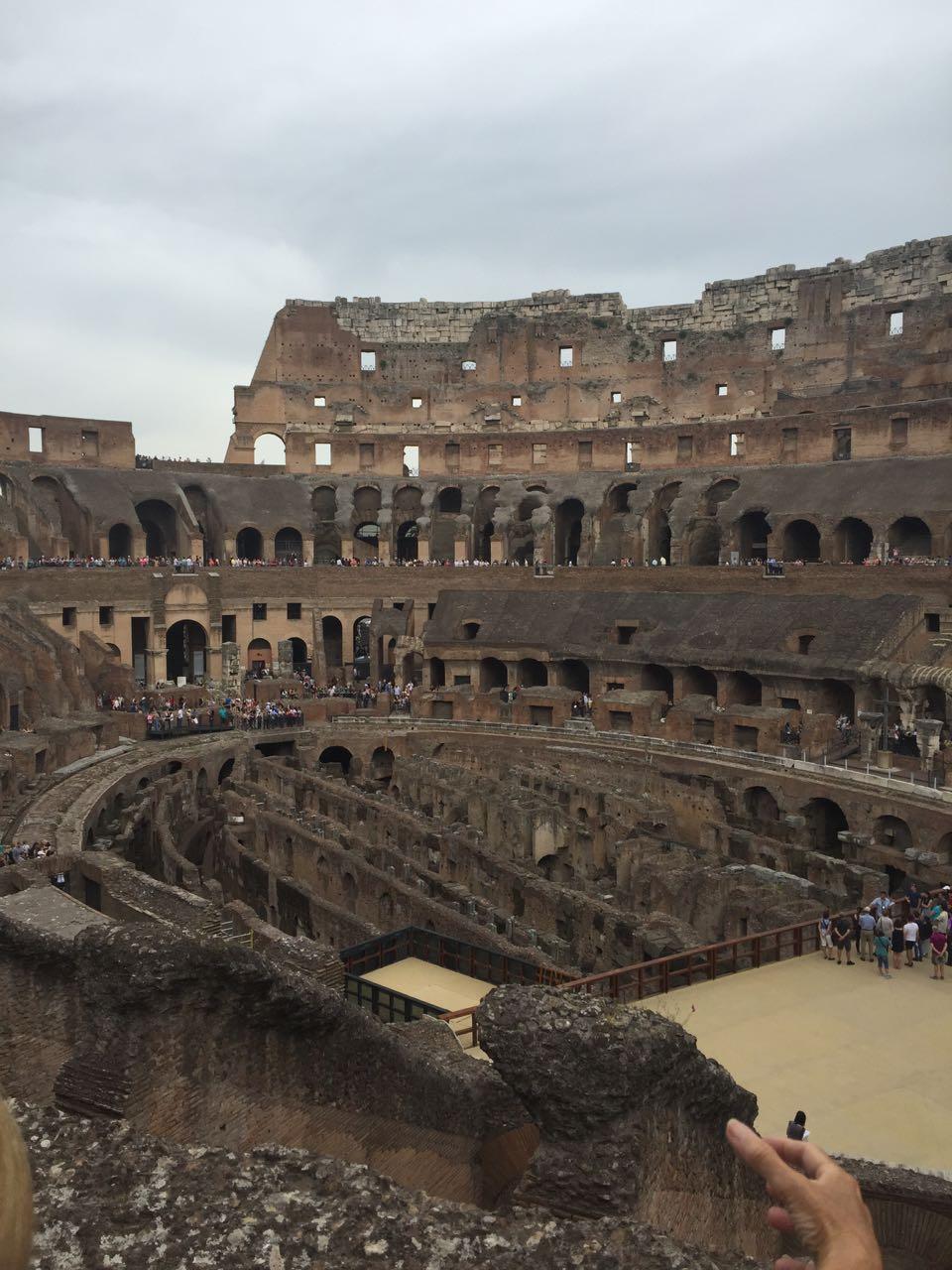 1FT Rome Italy - Campitelli - Lazio, May 20, 2015 - 2 of 75