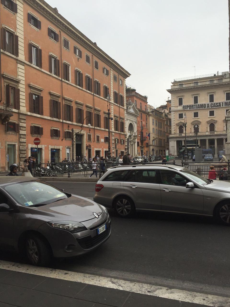 1FT Rome Italy - Campitelli - Lazio, May 20, 2015 - 27 of 75