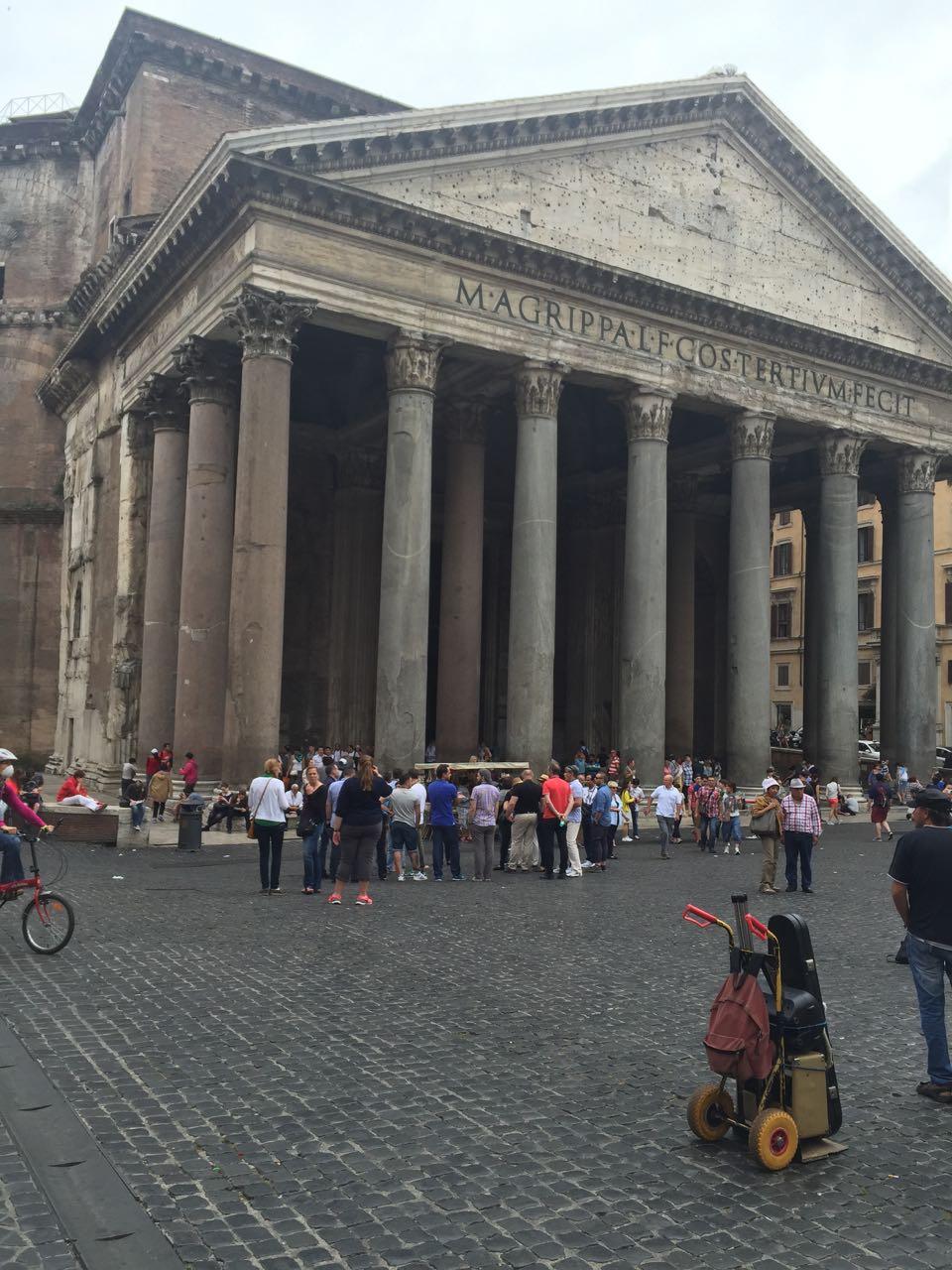 1FT Rome Italy - Campitelli - Lazio, May 20, 2015 - 33 of 75