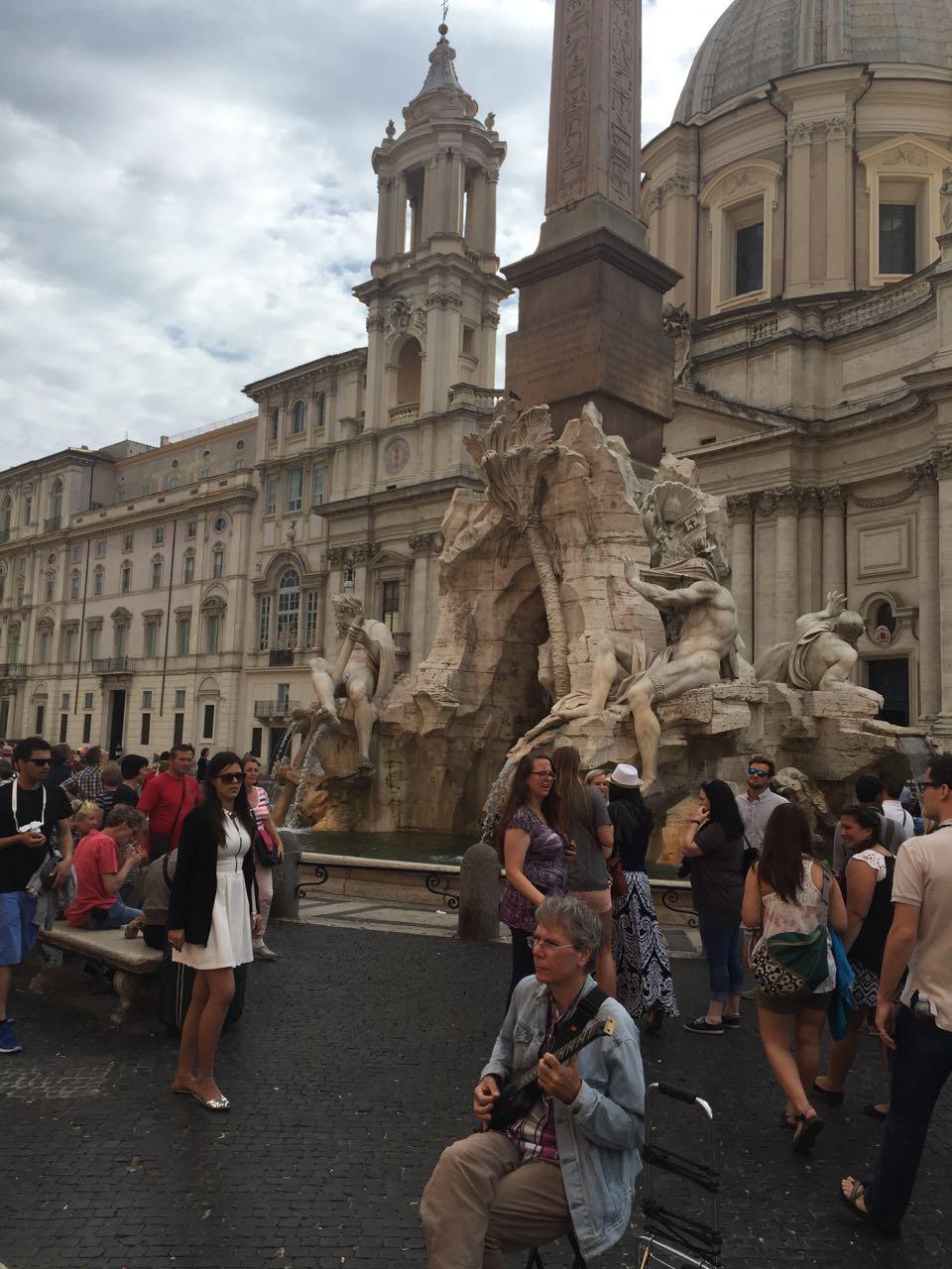 1FT Rome Italy - Campitelli - Lazio, May 20, 2015 - 39 of 75