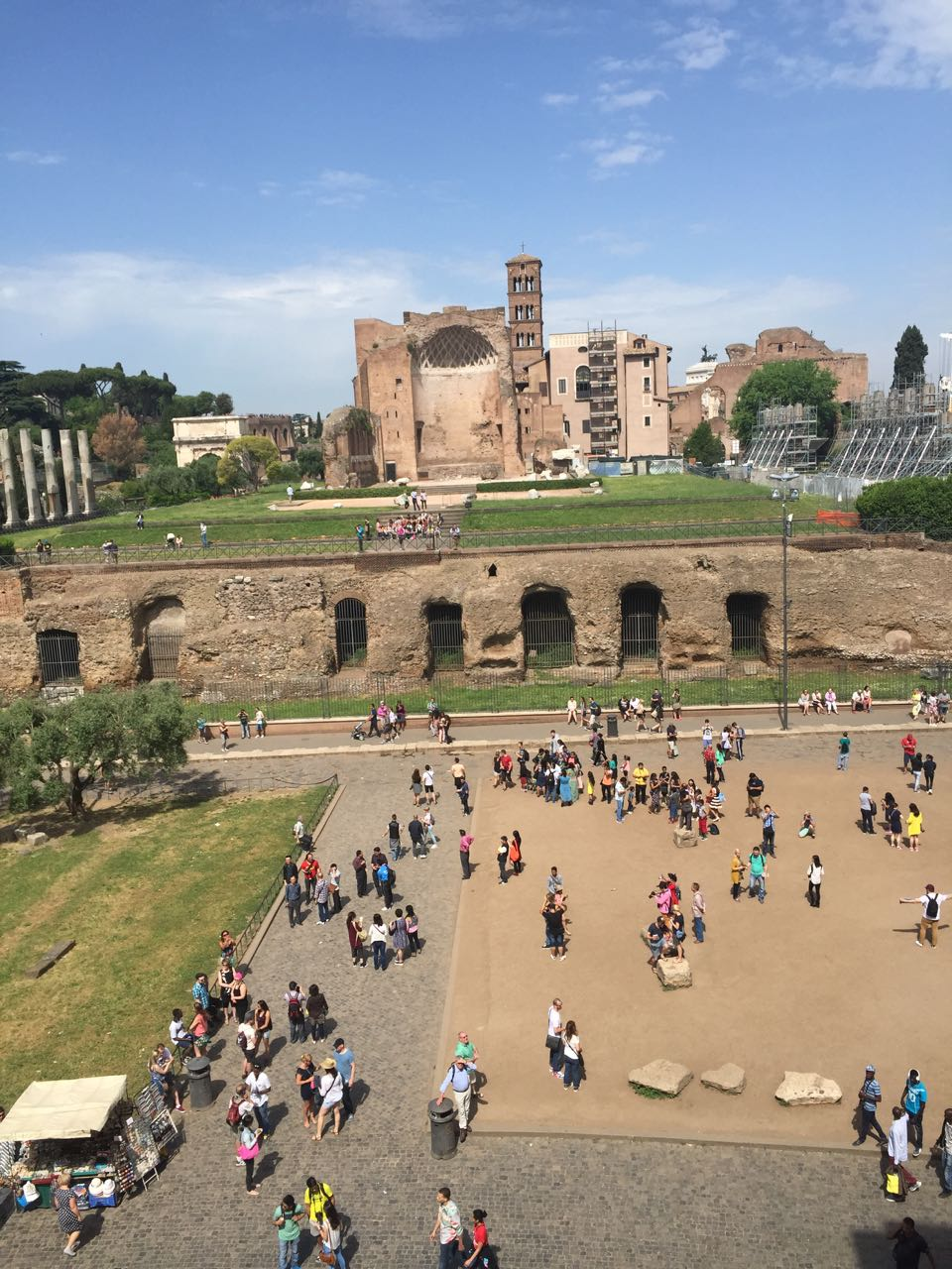 1FT Rome Italy - Campitelli - Lazio, May 20, 2015 - 4 of 75