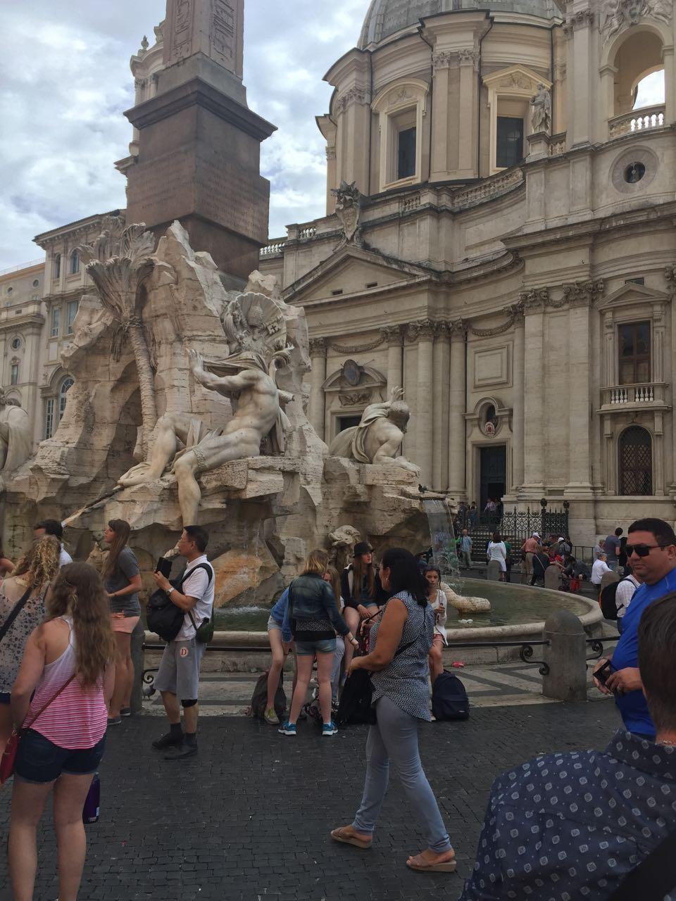 1FT Rome Italy - Campitelli - Lazio, May 20, 2015 - 40 of 75