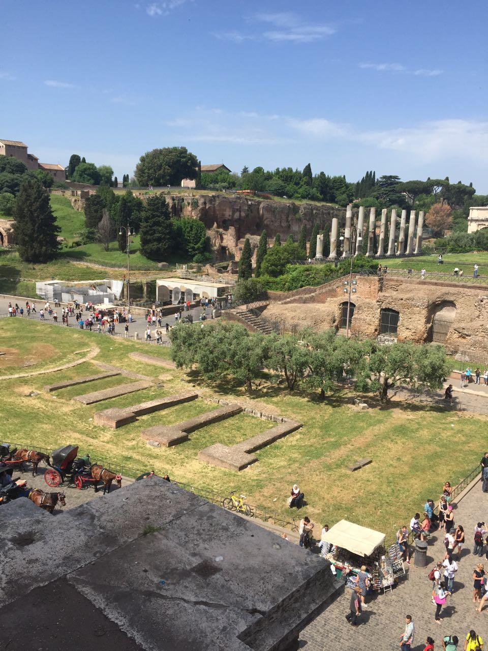 1FT Rome Italy - Campitelli - Lazio, May 20, 2015 - 5 of 75