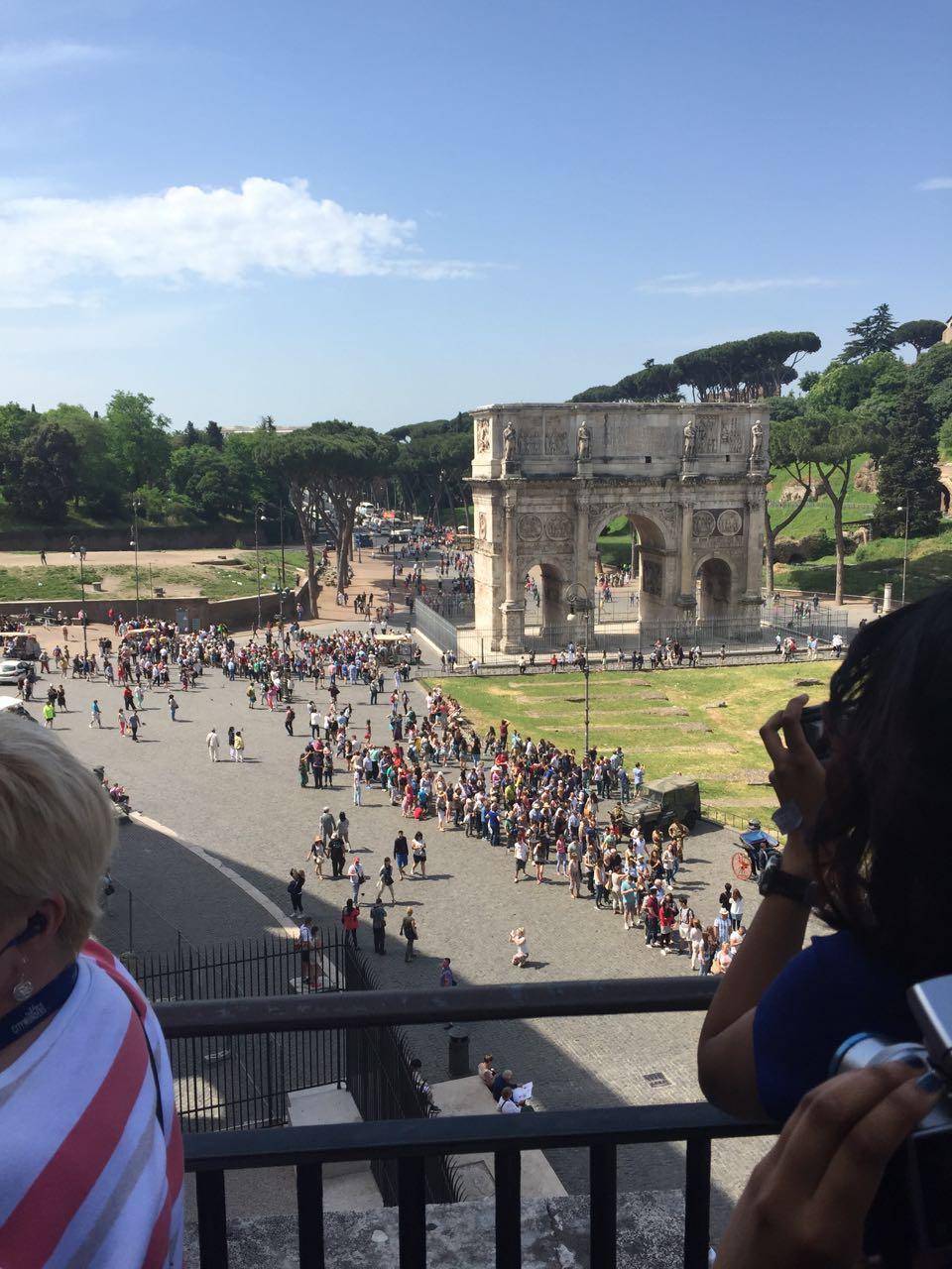 1FT Rome Italy - Campitelli - Lazio, May 20, 2015 - 6 of 75