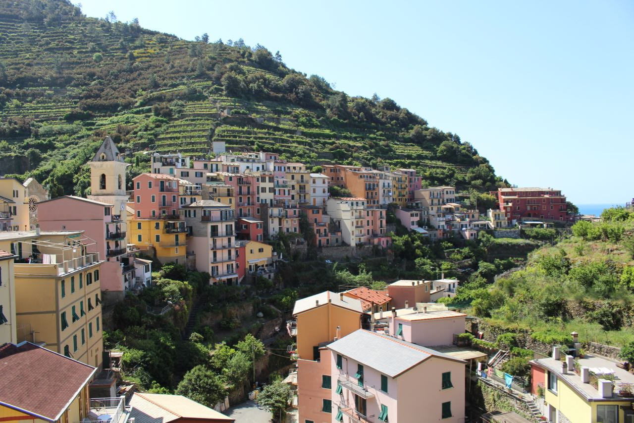 1FTtravel Cinque Terre Hiking Tour Levanto - Liguria, May 17, 2015 - 7 of 37
