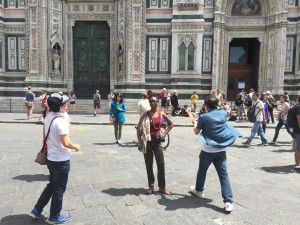 1FTtravel Florence, Italy - Quartiere 1 - Lungarno Corsini, May 18, 2015 - 6 of 13