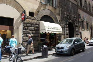 1FTtravel Florence, Italy - Quartiere 1 - Lungarno Corsini, May 18, 2015 - 8 of 13