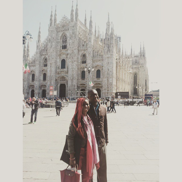 1FTtravel Milan Cathedral - Milan, Lombardy, May 16, 2015 - 10