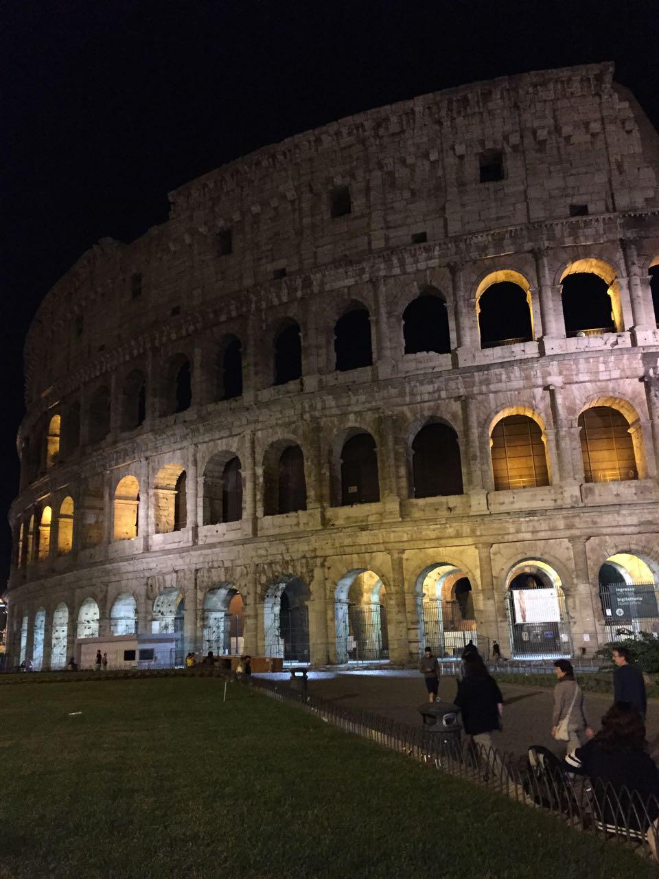1FTtravel Rome - Colosseo Celio - Lazio, May 19, 2015 - 1 of 4