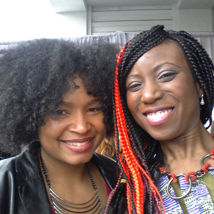 TolumiDE and Angela Mccrae Grammy ASCAP Party